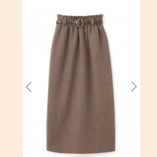 グレイル(GRL)の未使用 グレイル ニットタイトスカート(ロングスカート)