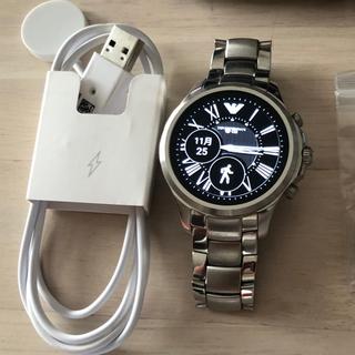 エンポリオアルマーニ(Emporio Armani)のEMPORIO ARMANI CONNECTED ART5000 (腕時計(デジタル))
