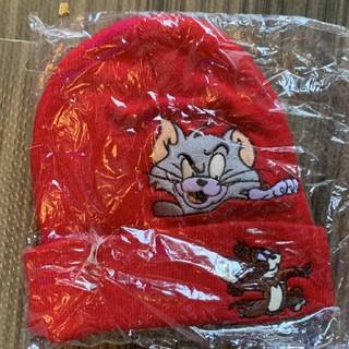 Supreme - Supreme Tom&Jerry トム&ジェリー Red Beanie 赤