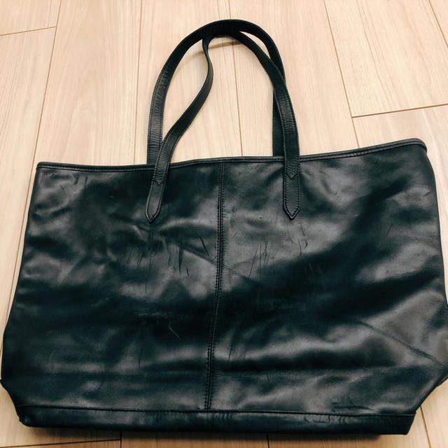 STUDIOUS(ステュディオス)のトートバッグ 日本製 made in JAPAN 定価3万! メンズのバッグ(トートバッグ)の商品写真