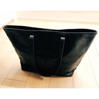 ステュディオス(STUDIOUS)のエイプリルフール限定値下トートバッグ日本製made in JAPAN 定価3万!(トートバッグ)