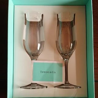 Tiffany & Co. - ティファニー シャンパングラス