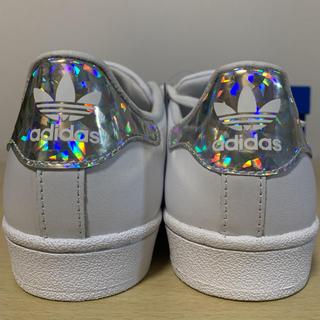 adidas - セール 新品 アディダス スタンスミス ホログラム オーロラ ホワイト 24