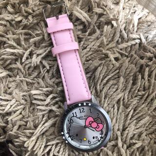 サンリオ(サンリオ)の新品未使用 kitty 腕時計(腕時計)
