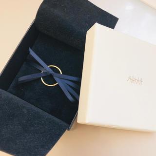 アーカー(AHKAH)の即購入可能☆アーカー AHKAH メテオールリング リング(リング(指輪))