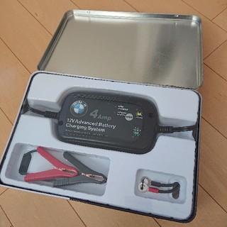 BMW - 【未使用】BMW 純正バッテリー充電器