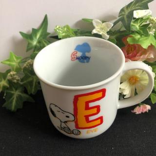 スヌーピー(SNOOPY)のスヌーピー E(マグカップ)