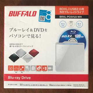 Buffalo - バッファロー外付けブルーレイドライブ 新品未開封