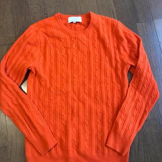 グリーンレーベルリラクシング(green label relaxing)のグリーンレーベルリラクシング カシミヤセーター(ニット/セーター)