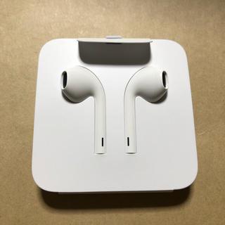 Apple - 【純正品】Apple iPhone イヤホン