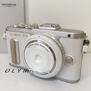 OLYMPUS - 新品◆保証付き◆全て純正◆オリンパス PEN E-PL8 レンズセット