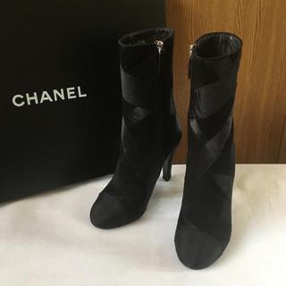 CHANEL - 美品 シャネル ブーツ