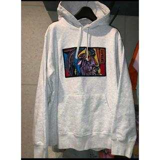 Supreme - Supreme Chainstitch Hooded Sweatshirtピカソ