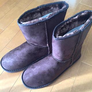 ムートンブーツ 28cm(ブーツ)