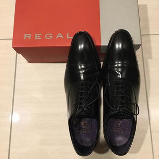 REGAL - REGAL 25ARBE ストレートチップ(スクラッチタフレザー)