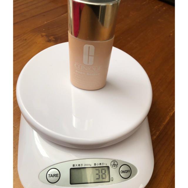 CLINIQUE(クリニーク)のクリニーク イーブンベター グロウ コスメ/美容のベースメイク/化粧品(ファンデーション)の商品写真