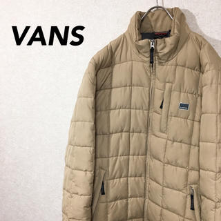 ヴァンズ(VANS)のVANS バンズ 中綿ジャケット ジャンパー アウター(ブルゾン)