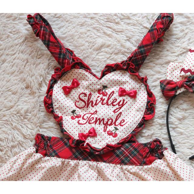 Shirley Temple(シャーリーテンプル)のるりな様専用 キッズ/ベビー/マタニティのキッズ服女の子用(90cm~)(ワンピース)の商品写真