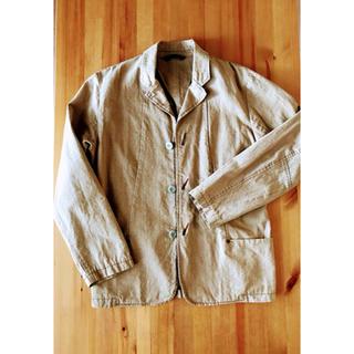 シップス(SHIPS)のSHIPS シップス ジャケット カバーオール 洗いざらしの風合い 新品未使用(テーラードジャケット)