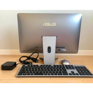 ASUS - ASUS ZN220ICUK-I57200U デスクトップ一体型PC