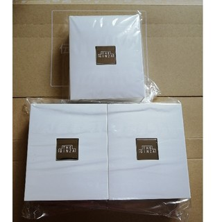 エーエヌエー(ゼンニッポンクウユ)(ANA(全日本空輸))の新品未開封3箱セット ANA ファーストクラス THE GINZA ザ・ギンザ(サンプル/トライアルキット)