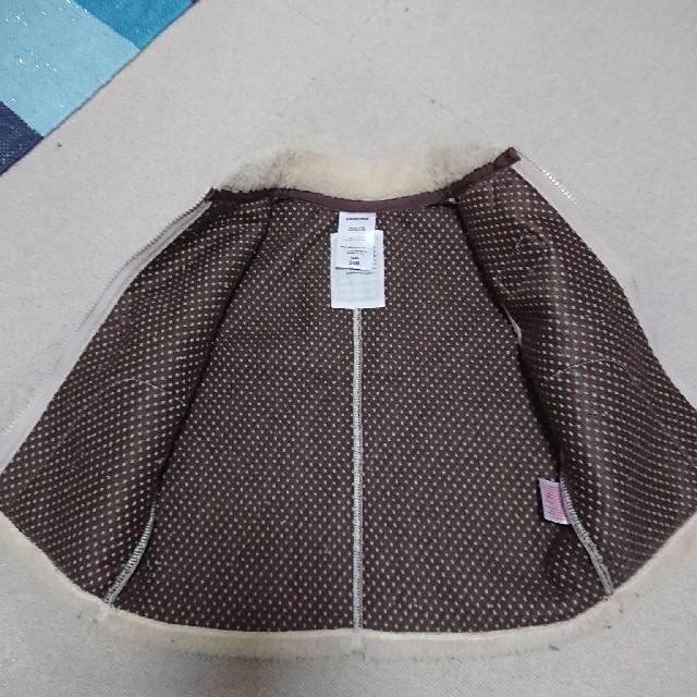 patagonia(パタゴニア)のパタゴニア ベビーベスト キッズ/ベビー/マタニティのベビー服(~85cm)(ジャケット/コート)の商品写真