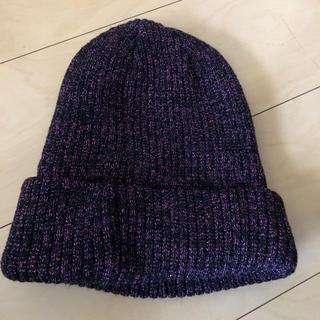 BROWNY - WEGOラメニット帽