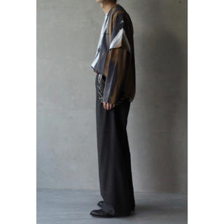 SUNSEA - SUNSEA 18AW EXPLORATION LONG T