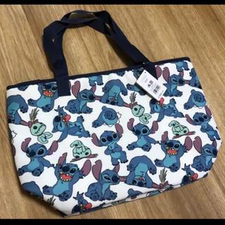 Disney - 大容量♡スティッチ 保冷 トートバッグ
