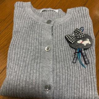 familiar - ファミリア 140 女の子 セーター