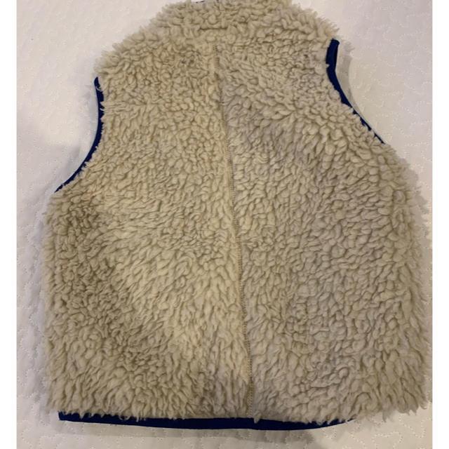 patagonia(パタゴニア)のパタゴニア レトロx  ベビー ベスト キッズ/ベビー/マタニティのキッズ服男の子用(90cm~)(ジャケット/上着)の商品写真