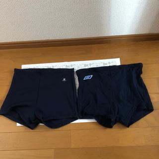 asics - 男子(メンズ) 競泳水着 Mサイズ 2枚セット
