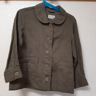 ユニクロ(UNIQLO)のユニクロ シャツ110cm(Tシャツ/カットソー)