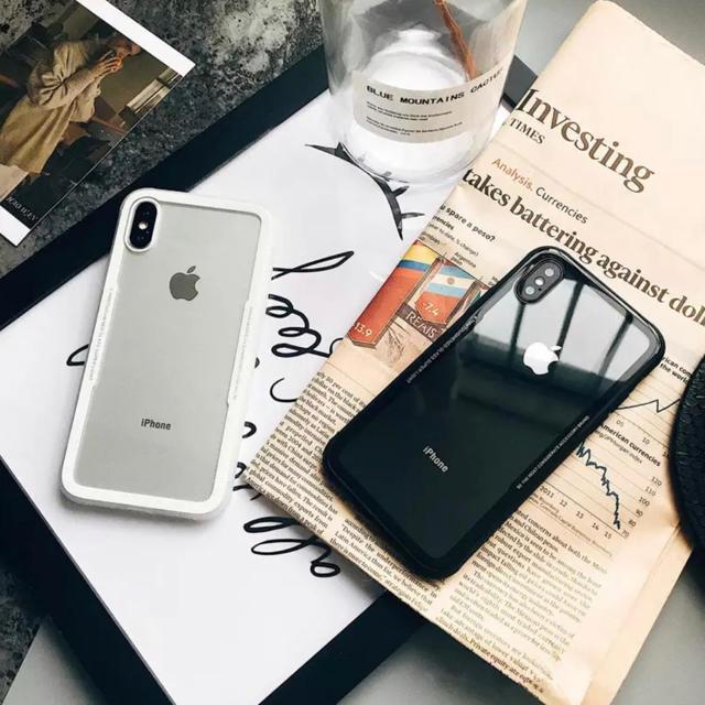 ⭐︎インスタ映え⭐︎iPhoneXS Maxレッドケース  スマホ/家電/カメラのスマホアクセサリー(iPhoneケース)の商品写真