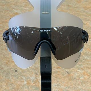 SH+ サングラス『RG5200』マット黒 替レンズ2枚付き (クリア.ブラウン(その他)