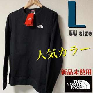 THE NORTH FACE - ◆海外限定◆THE NORTH FACE スウェット トレーナー ブラック L