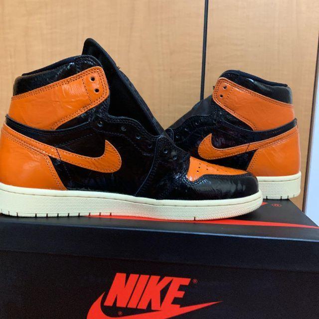 NIKE(ナイキ)のAIR JORDAN 1 RETRO HIGH OG / 27.5センチ メンズの靴/シューズ(スニーカー)の商品写真