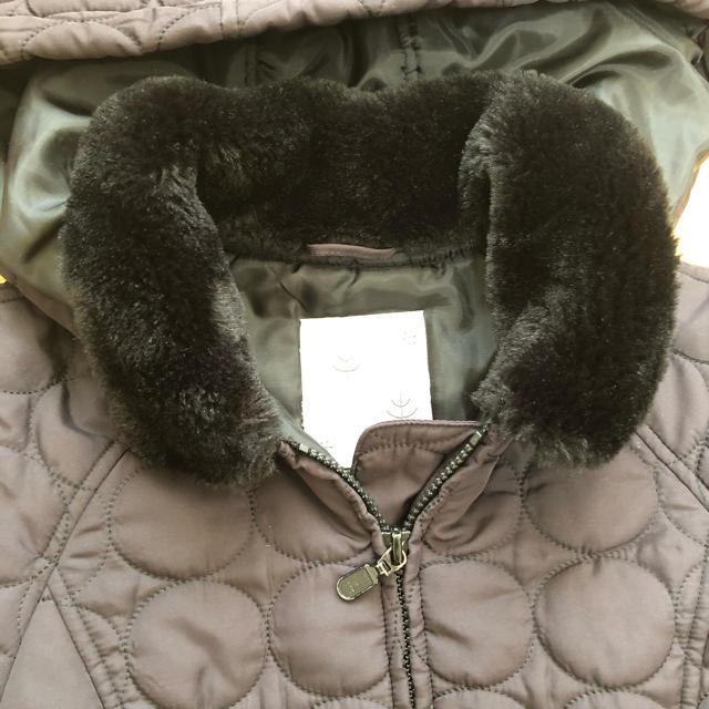 familiar(ファミリア)の98/ファミリア  キルティングコート 130 キッズ/ベビー/マタニティのキッズ服女の子用(90cm~)(コート)の商品写真