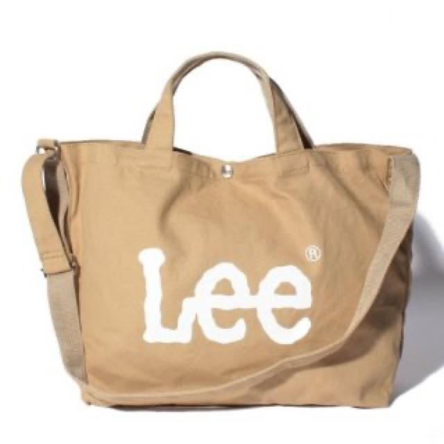 Lee(リー)のLee ショルダートート レディースのバッグ(トートバッグ)の商品写真