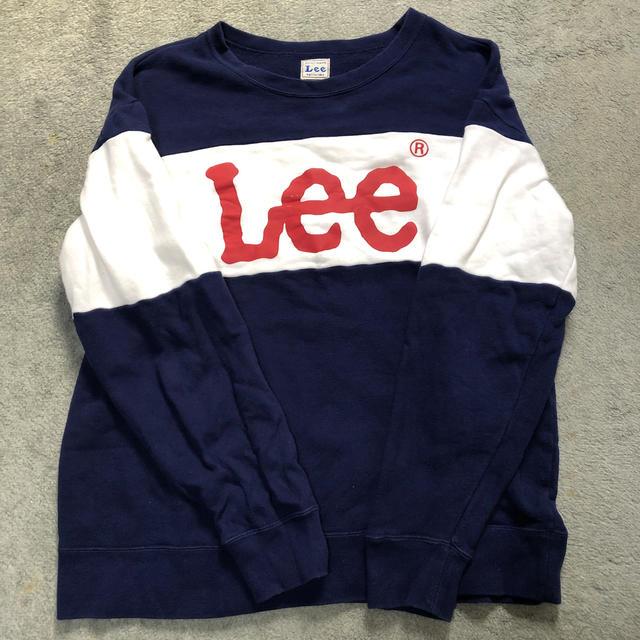 Lee(リー)のLee トレーナー レディースのトップス(トレーナー/スウェット)の商品写真
