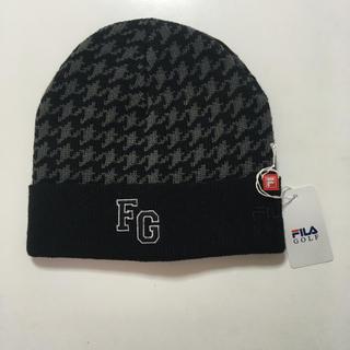 FILA - ❗️FG フィラ ゴルフ用ニット帽❗️