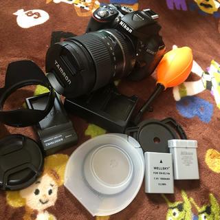 Nikon - 【最終値下!】Nikon D5300ボディ+TAMRON 高倍率ズームレンズ