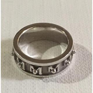 tuum シルバーリング 10号 美品(リング(指輪))