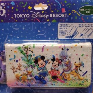 Disney - ディズニー35周年 スマホケース