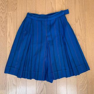 山梨英和制服 旧盛夏服スカート