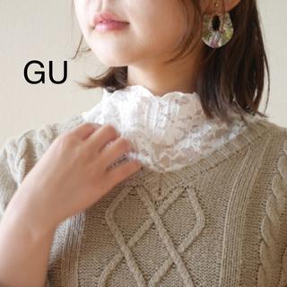 GU - GU レースメローT ジーユー