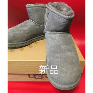 アグ(UGG)のUGG 新品 グレームートンブーツ(ブーツ)