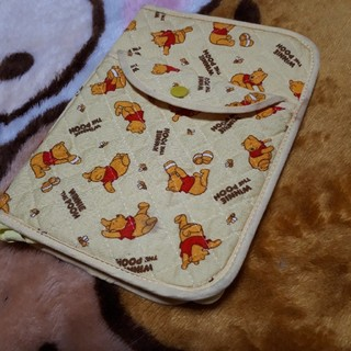 クマノプーサン(くまのプーさん)のくまのプーさん 母子手帳ケース(母子手帳ケース)