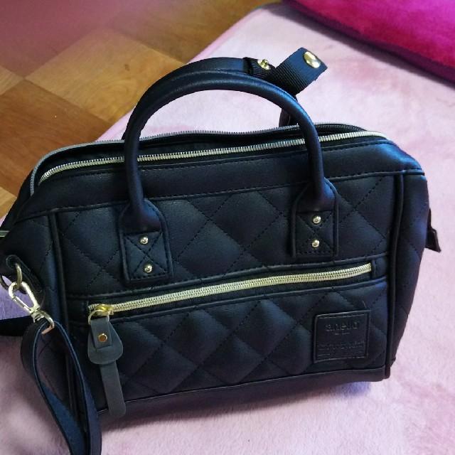 anello(アネロ)のアネロ ミニショルダーバッグ レディースのバッグ(ショルダーバッグ)の商品写真