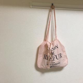 メゾンドリーファー(Maison de Reefur)のメゾンド リーファー ショップ袋 エコバック(ショップ袋)